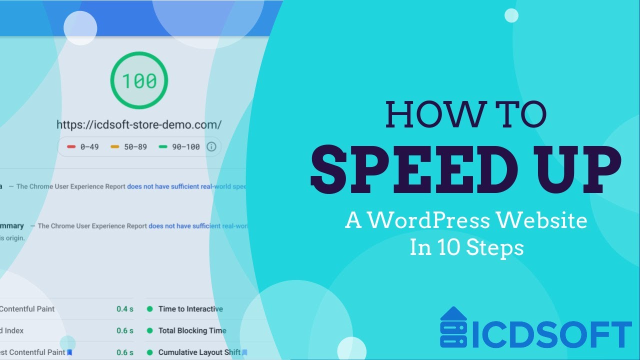 How To Speed Up A WordPress Website In 10 Steps